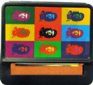 מכונת גלגול אוטומטית צבעונית