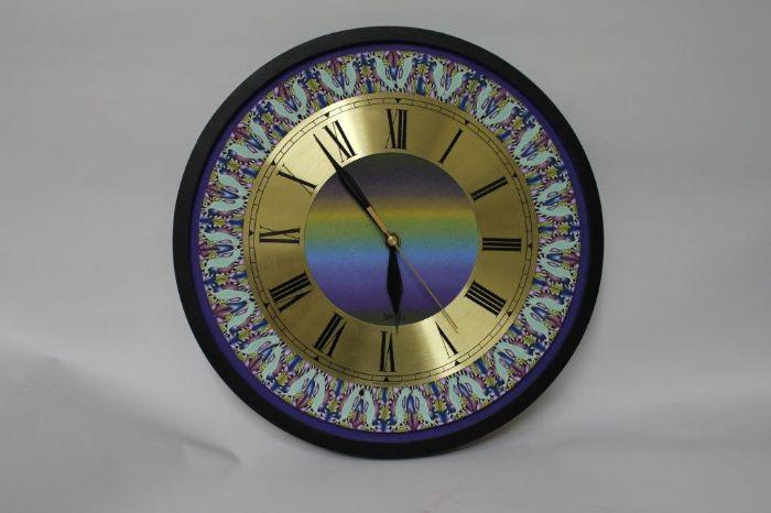 שעון קיר - תמר רוזן