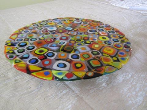 שרה קורטלר - עבודות זכוכית