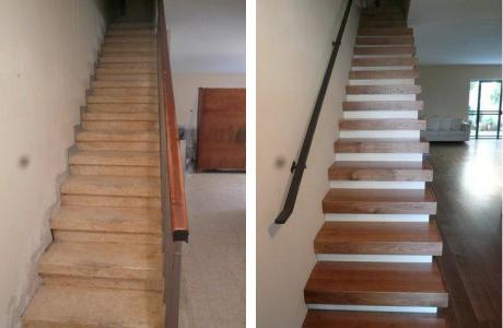 חיפוי מדרגות