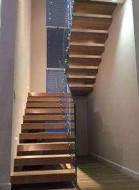 מדרגות מרחפות, סולם יעקב מדרגות מרחפות