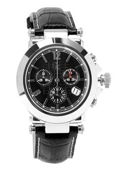 שעון GUESS קולקשין לגבר - רצועת עור 31000G2