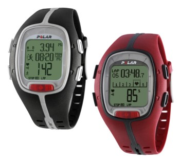 Polar RS200 Running Computer & Heart Rate Monitor