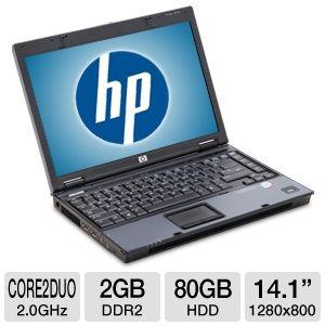 HP NC6320 core2due 2GB 80GB 15