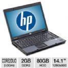 HP 6510b core2due 2GB 80GB 14.1