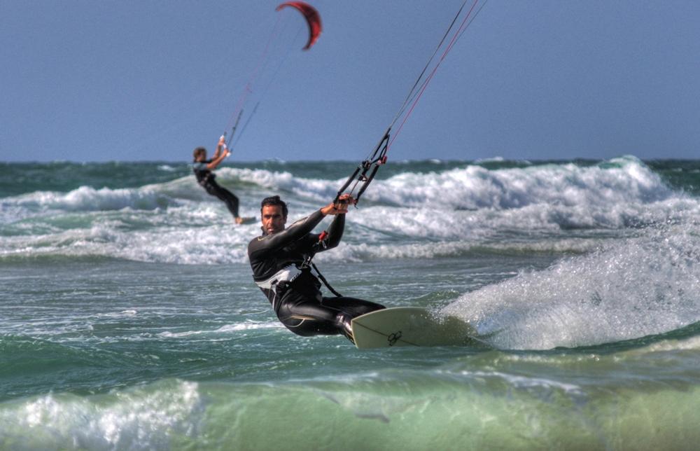 גלשני רחיפה בחוף בית ינאי - תמונות בחינם ללקוחות Webfocus