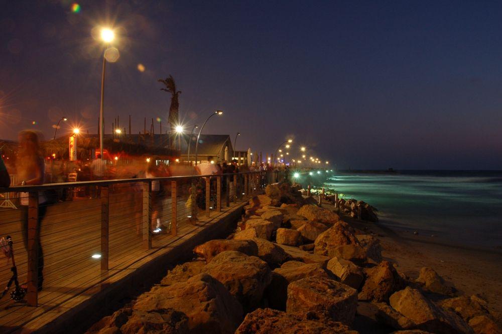 הטיילת בנמל תל אביב  - תמונות בחינם ללקוחות Webfocus