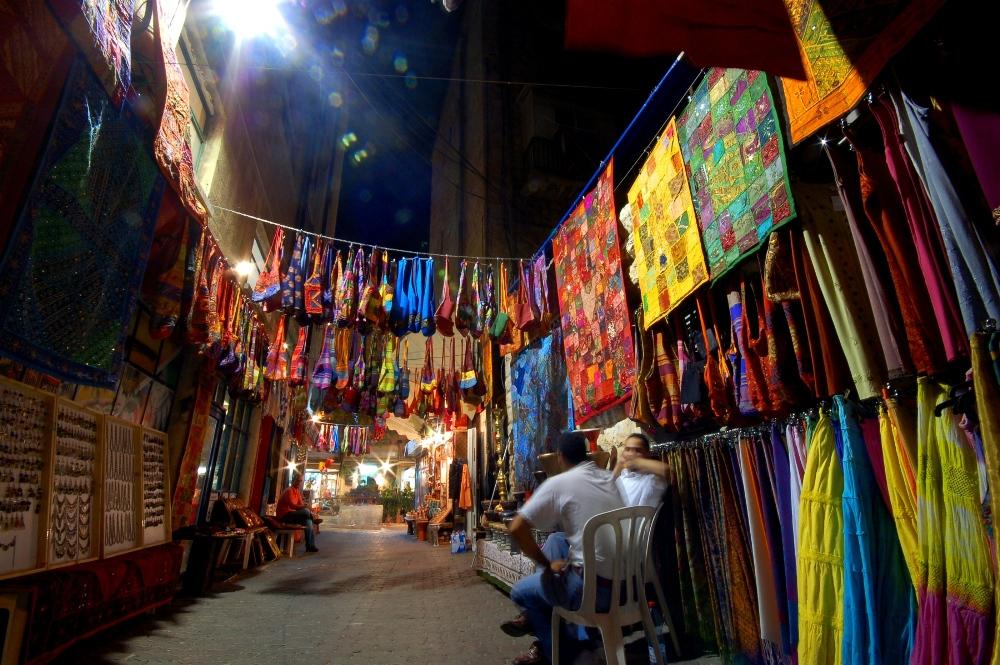 סמטאות העיר העתיקה בירושלים  - תמונות בחינם ללקוחות Webfocus