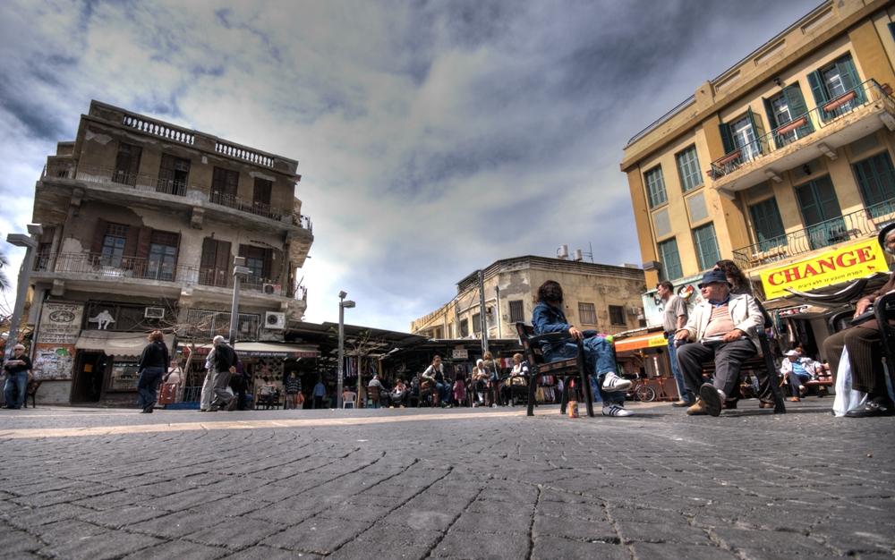 אלנבי תל אביב - תמונות בחינם ללקוחות Webfocus