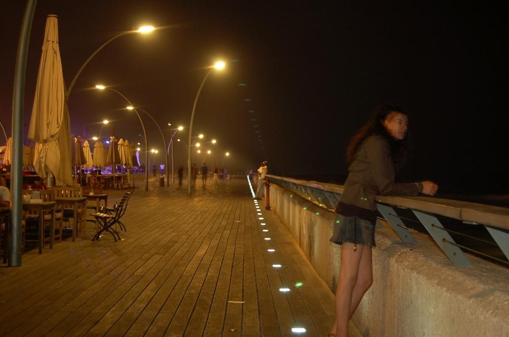 דק טיילת נמל תל אביב  - תמונות בחינם ללקוחות Webfocus