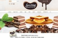 sweething שוקולדים ממותגים