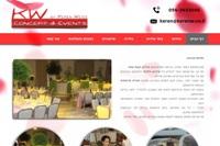 קרן וייס - הפקת אירועים