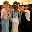 באדג'לי מישקה בשבוע האופנה ניו-יורק