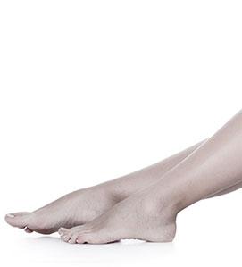 טיפול ניקוז אנדרמו באזור הרגליים