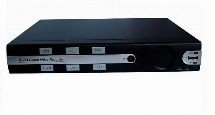 DVR STANDALONE דגם rx cam hdmi sg-200 ל-8 מצלמות כולל שלט