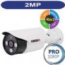 מצלמת צינור עדשה 3.6 2MP דגם I3-390AHD36+ PROVISION