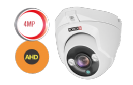 מצלמת כיפה 4 מגה פיקסל עדשה קבועה PROVISION דגם DI-340AHD36