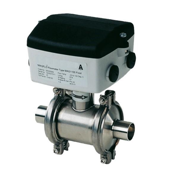 mag 1100f Magnetic Flow sensor