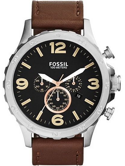 Fossil JR1475 שעון יד פוסיל לגבר מהקולקציה החדשה 2017