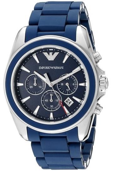 Emporio Armani AR6068 מקולקציית שעוני ARMANI החדשה 2015