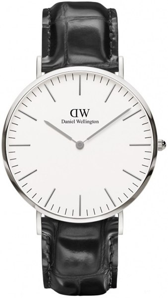 שעון יד Daniel Wellngton דגם  0214DW מקולקציית שעוני דניאל וולינגטון החדשה