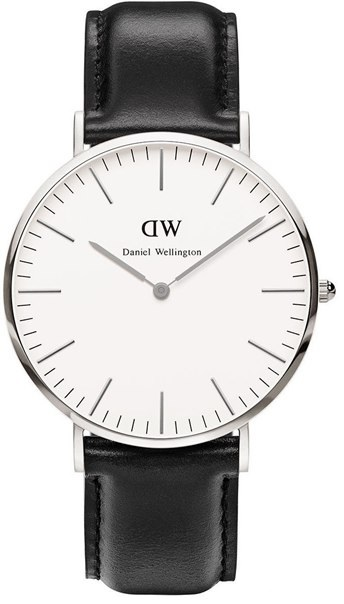 שעון יד Daniel Wellngton דגם 0206DW מקולקציית שעוני דניאל וולינגטון החדשה