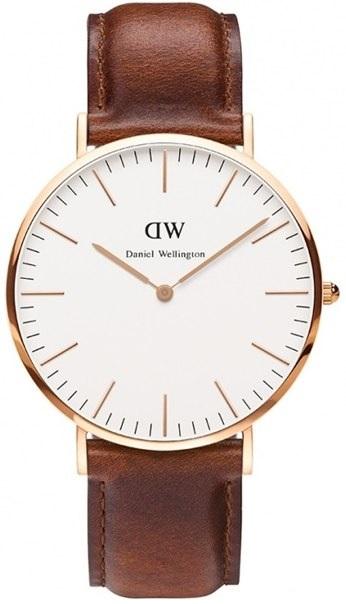 שעון יד Daniel Wellngton דגם 0106DW מקולקציית שעוני דניאל וולינגטון החדשה