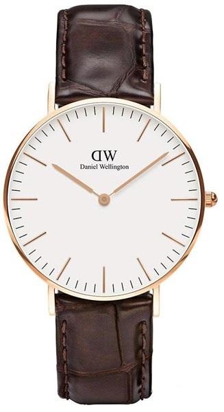 שעון יד Daniel Wellngton דגם 0510DW מקולקציית שעוני דניאל וולינגטון החדשה