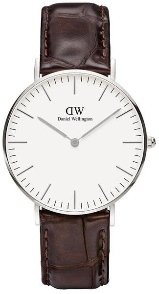 שעון יד Daniel Wellngton דגם 0610DW מקולקציית שעוני דניאל וולינגטון החדשה