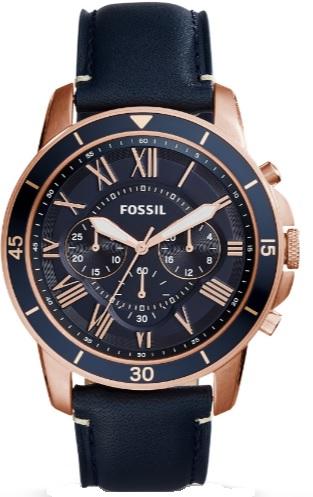 Fossil FS5237 שעון יד פוסיל לגבר מהקולקציה החדשה 2017 ! במבצע ענק !