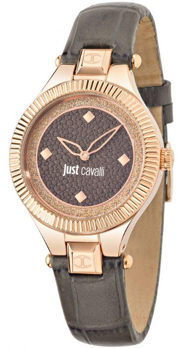 Just Cavalli 7251215501 מקולקציית שעוני רוברטו קוואלי היוקרתית