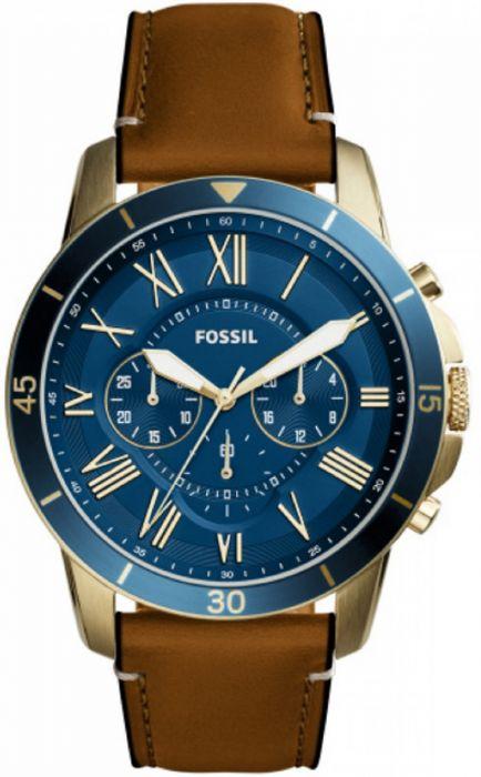 Fossil FS5268 שעון יד פוסיל לגבר מהקולקציה החדשה 2017