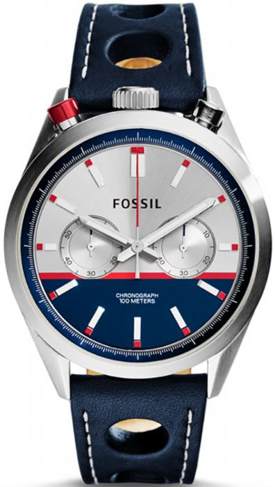 Fossil CH2980 שעון יד פוסיל לגבר מהקולקציה החדשה ! במבצע ענק !