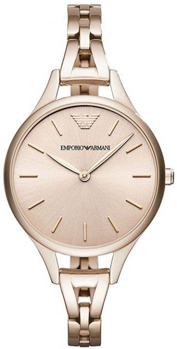 Emporio Armani AR11055 לנשים מקולקציית שעוני ARMANI החדשה 2018