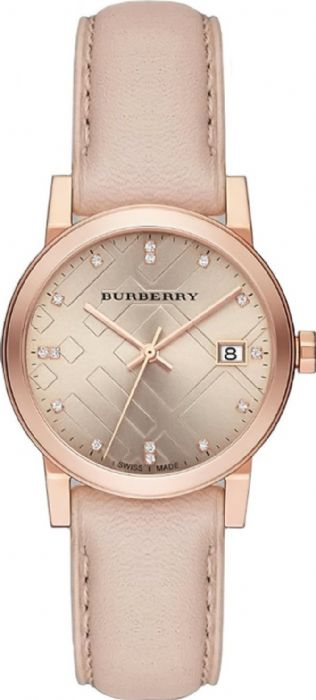 Burberry BU9131 שעון יד ברברי מהקולקציה החדשה