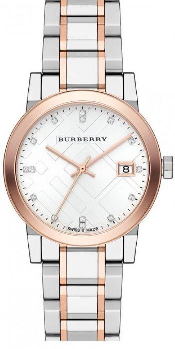 Burberry BU9127 שעון יד ברברי מהקולקציה החדשה