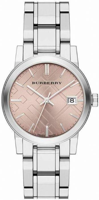 Burberry BU9124 שעון יד ברברי מהקולקציה החדשה