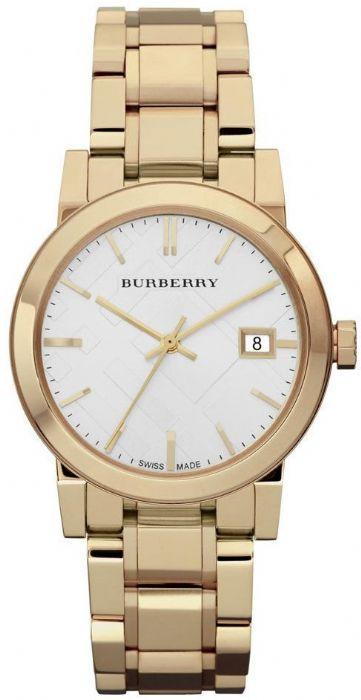 Burberry BU9103 שעון יד ברברי מהקולקציה החדשה