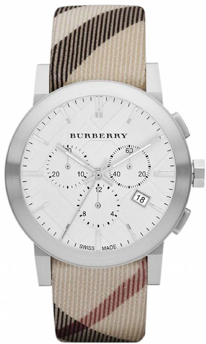 Burberry BU9357 שעון יד ברברי מהקולקציה החדשה