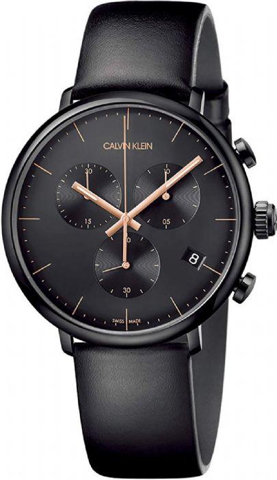 Calvin Klein K8M274CB מקולקציית שעוני CK החדשה