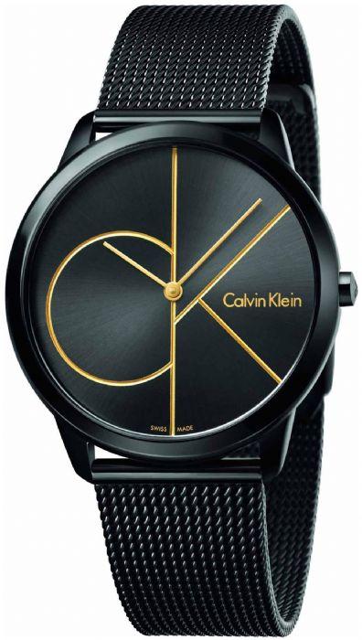 Calvin Klein K3M214X1 מקולקציית שעוני CK החדשה