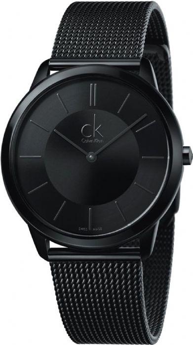 Calvin Klein K3M214B1 מקולקציית שעוני CK החדשה