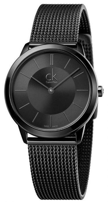 Calvin Klein K3M224B1 מקולקציית שעוני CK החדשה
