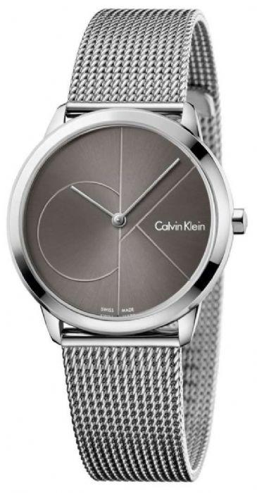 Calvin Klein K3M22123 מקולקציית שעוני CK החדשה