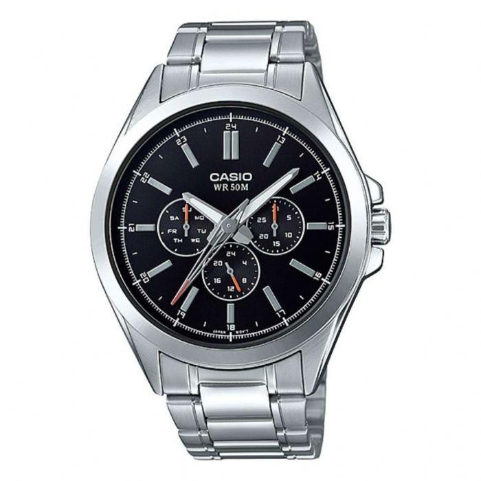 שעון יד Casio MTPSW300D-1A קסיו מהקולקציה החדשה