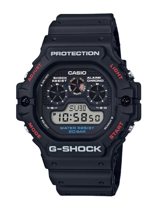 שעון יד Casio G-Shock DW5900-1 קסיו מהקולקציה החדשה