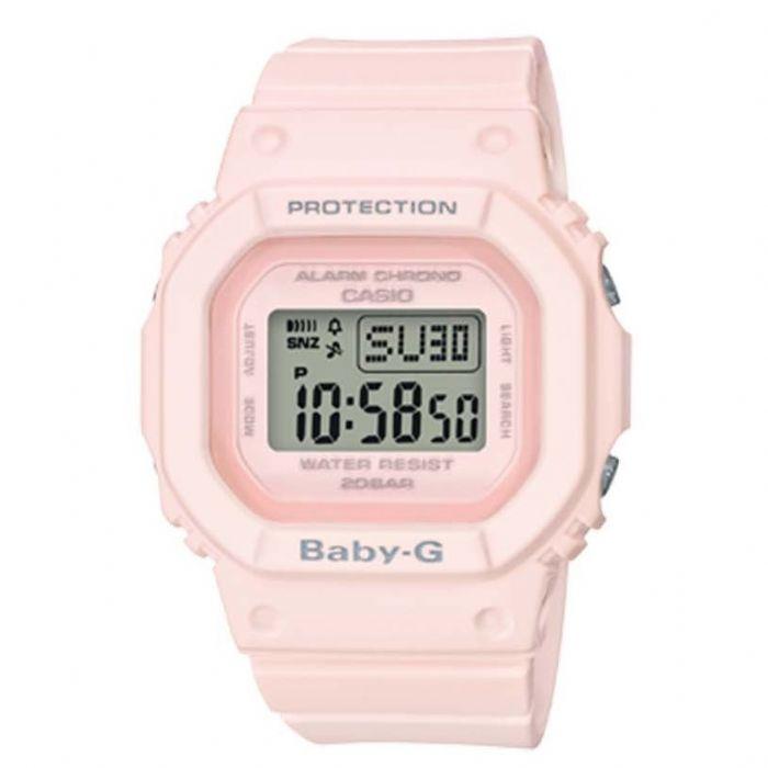 שעון יד Casio BABY-G BGD560-4D קסיו מהקולקציה החדשה