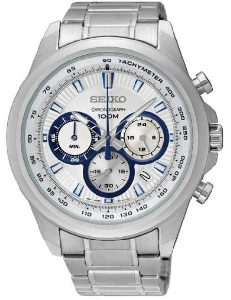 SEIKO SSB239 לגבר מקולקציית שעוני סייקו החדשה