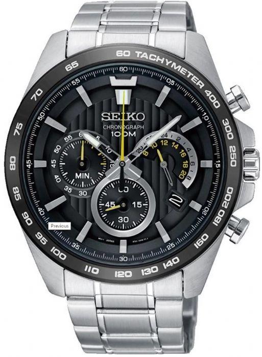 SEIKO SSB303 לגבר מקולקציית שעוני סייקו החדשה