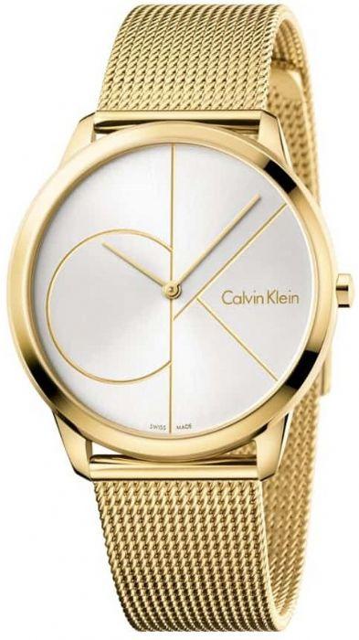 Calvin Klein K3M21526 מקולקציית שעוני CK החדשה